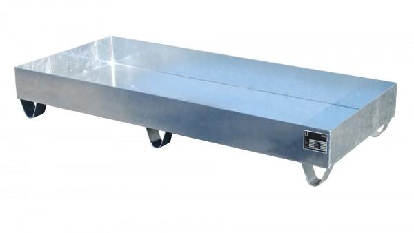 AW 2049, feuerverzinkt 1800x800x275mm, 217 Liter