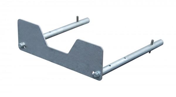Durchschubsicherung für Fassregale 3000 290x90x275mm