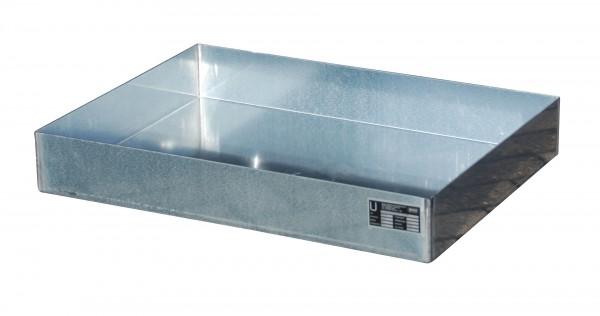 KGW für Paletten KGW-P 2, verzinkt 800x600x120, 40 Liter