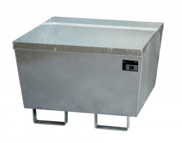 AO-1, feuerverzinkt 800x800x545mm, 229 Liter