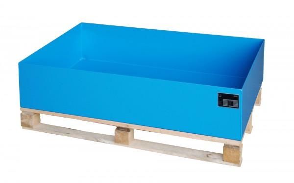 AW 2008, lackiert - lichtblau 1200x800x260mm, 224 Liter