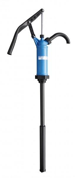 JP-03 für Öle, Diesel, Alkohol (NBR) 0,3 - 0,45 l/Hub, Saugrohr 360-900mm