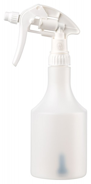 Sprühflasche 500 ml PE-HD natur mit Sprühkopf Canyon CHS-3ANS