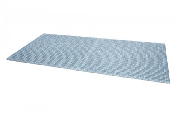 Gitterrost passend für AW 1000-2 / VAW 1000-2, feuerverzinkt 2630x1280x30mm