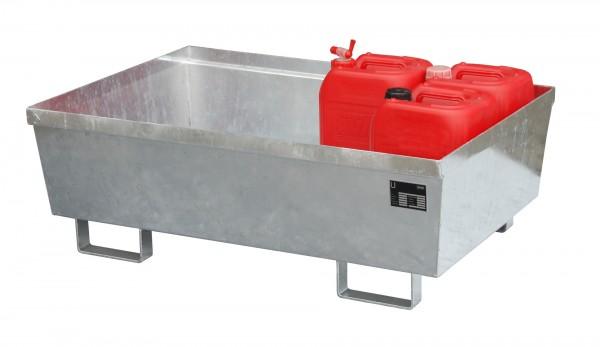 AO-2, feuerverzinkt 1200x800x415mm, 246 Liter