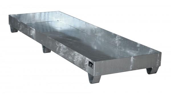 AW 2041, feuerverzinkt 2400x800x250mm, 241 Liter