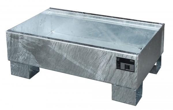 AW 60-1, feuerverzinkt 800x500x290mm, 65 Liter