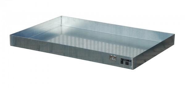 KGW für Paletten KGW-P 3, verzinkt 1200x800x100, 60 Liter