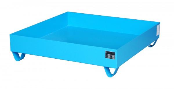 AW 2030, lackiert - lichtblau 1200x1200x285mm, 230 Liter