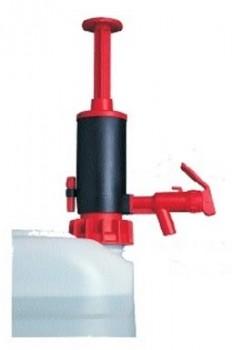 JP-07-2 für alkalische Medien (EPDM) Wasser 20 l/min, ÖL SAE 30: 9 l/min., Saugrohr 1000 mm, 31 mm