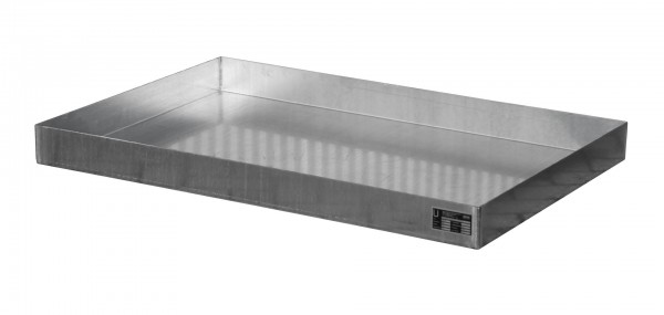 KGW für Paletten KGW-P 3, Edelstahl 1200x800x100, 60 Liter