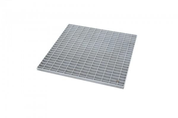Gitterrost passend für VAW-1, Edelstahl 785x785x30mm