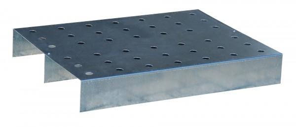 Lochblech-Rost passend für KGW-P 2, verzinkt 790x590x115