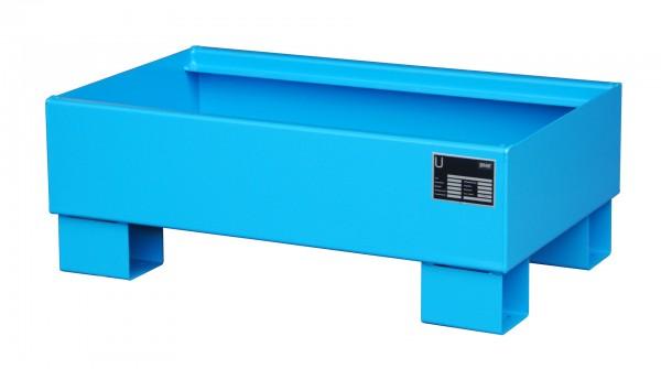 AW 60-1, lackiert - lichtblau 800x500x290mm, 65 Liter