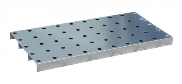 Lochblech-Rost passend für KGW 4, Edelstahl 1380x590x55mm