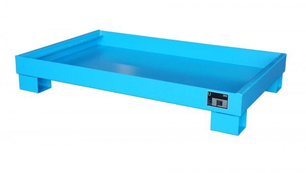 AW 60-3, lackiert - lichtblau 1300x800x205mm, 84 Liter