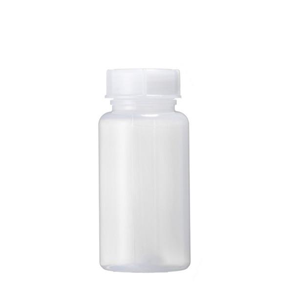 Weithalsflasche PP, 1000 ml kompl. mit Verschluß
