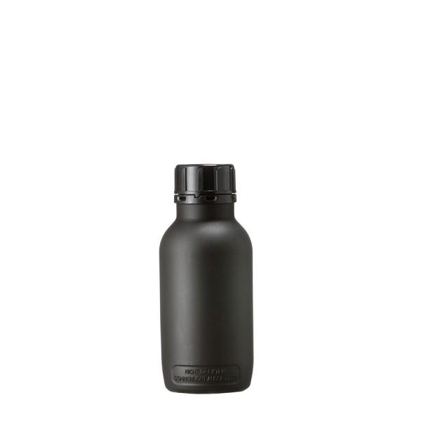 un gefahrgutflasche pe hd schwarz 500 ml kompl mit schraubverschluss rotert. Black Bedroom Furniture Sets. Home Design Ideas