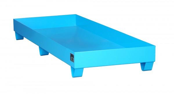 AW 2048, lackiert - lichtblau 1800x800x275mm, 217 Liter