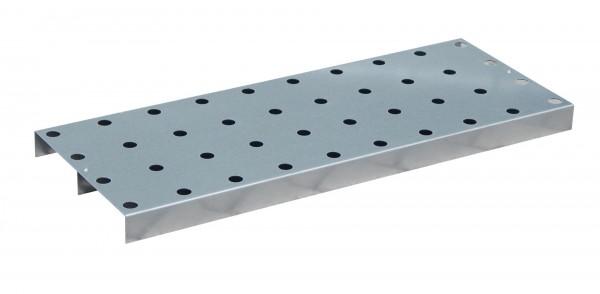 Lochblech-Rost passend für KGW 1, verzinkt 930x360x55mm