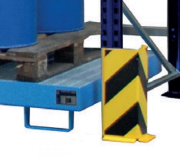 Anfahrschutz für Palettenregale Typ PR und Fassregale SERIE 3000 175x400x175mm