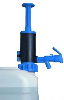JP-07-1 für Mineralöle (NBR) Wasser 20 l/min, ÖL SAE 30: 9 l/min., Saugrohr 1000 mm, 31 mm Durchmes