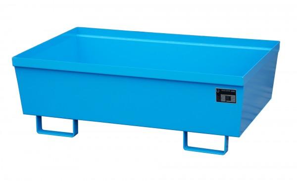 AO-2, lackiert - lichtblau 1200x800x415mm, 246 Liter