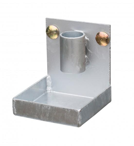 Tropfwanne für Auffangwannen mit Lochplattenwand Typ LPW 100x110x100mm