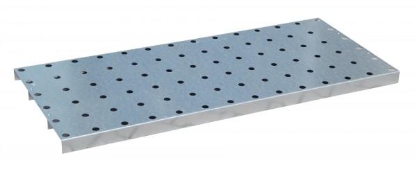 Lochblech-Rost passend für KGW 4, verzinkt 1380x590x55mm