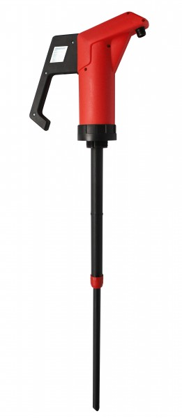 JP-04-3 für Laugen (EPDM) 0,3 l/Hub., Saugrohr 500–900 mm, 34 mm Durchmesser
