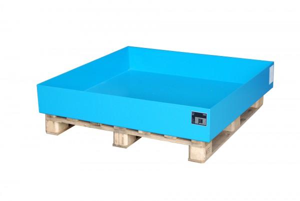 AW 2026, lackiert - lichtblau 1200x1200x185mm, 230 Liter