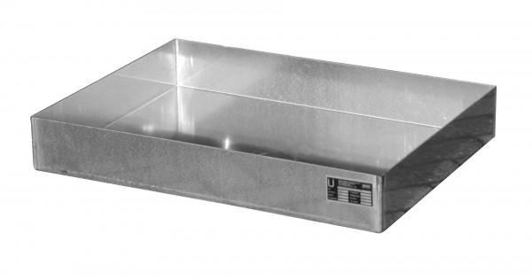 KGW für Paletten KGW-P 2, Edelstahl 800x600x120, 40 Liter