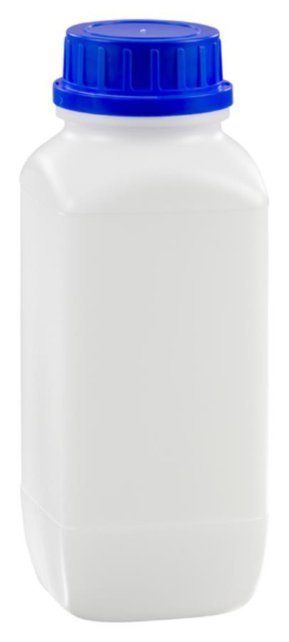 chemikalien weithalsflasche hd pe natur 1000 ml mit un zulassung und originalit tsverschluss. Black Bedroom Furniture Sets. Home Design Ideas