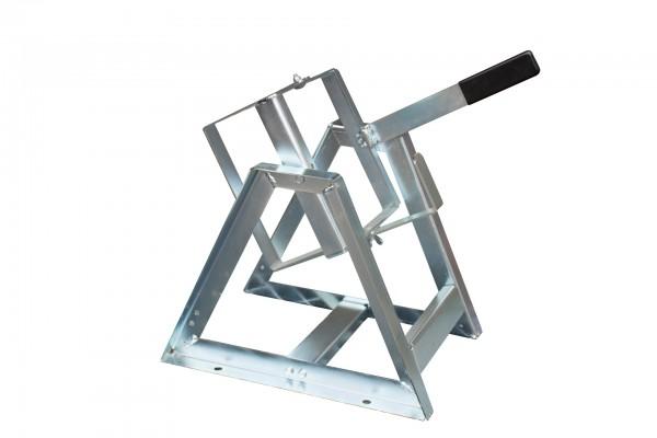 Kanister-Abfüllhilfe KAH-5, verzinkt 360x270x520mm, 1 x 5-l-Kanister