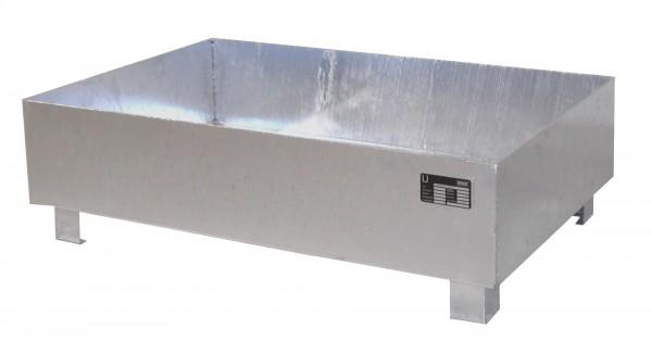 WO-2/200, feuerverzinkt 1200x800x360mm, 224 Liter