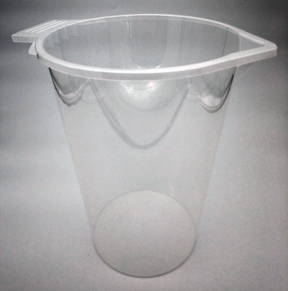 Mischbechereinlagen 5000 ml 100 Stück Einwegbehälter ohne Aussenbehälter