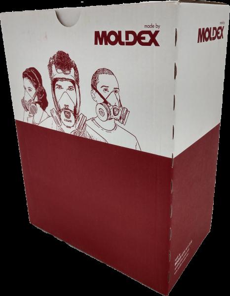 Moldex 9600 Gasfilter AX für EasyLock Bajonett Anschluss, 1 Paar