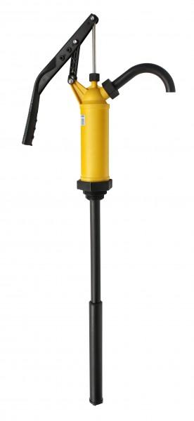 JP-02 für für leichte Säuren, Laugen und Chemikalien auf Wasserbasis Dichtung FKM, 0,3 - 0,45 l/Hub,
