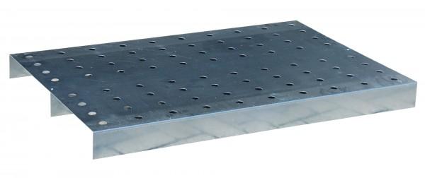 Lochblech-Rost passend für KGW-P 3, verzinkt 1190x790x95