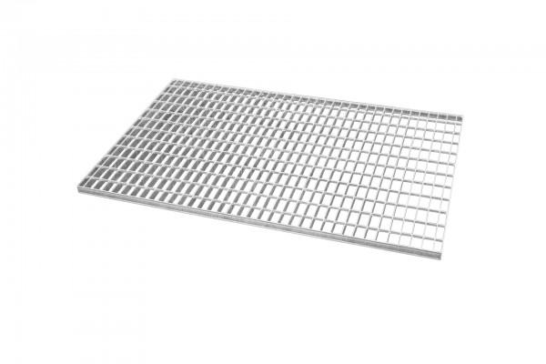 Gitterrost passend für VAW-2, Edelstahl 1185x785x30mm