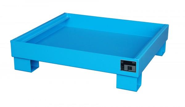AW 60-2, lackiert, Lichtblau 900x800x220mm, 68 Liter